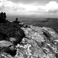 Overlook on Grandfather Mountain by memphis-pooreman