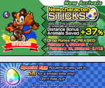 Sonic Runners - Sticks the badger!! by supersilver1242