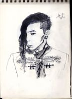 g-dragon (reupload) by thiphobia