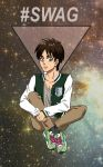 Swagger Eren by mina-hachi