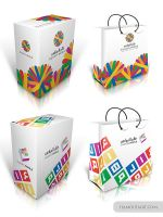 Talents World Packaging by hamoud