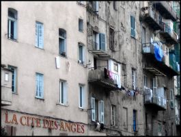 Bastia - City of Angels by michelv
