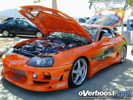 toyota supra look a like by wolften19