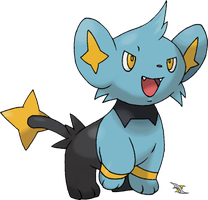Shinx by Xous54