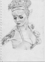 Sabina Kelly tattoo design 2 by stardust12345