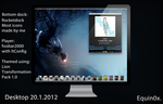My desktop 20.1.2012 by Chronic-Win7-Mods