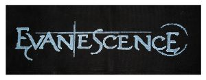 Evanescence Cross Stitch by CarolBarajas
