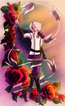 Roses by BabeMause