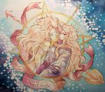 Gemini/water color ink by urita