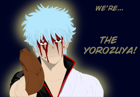 We're The Yorozuya by Rmage76