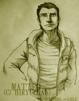 Matteo by SerenaVerdeArt