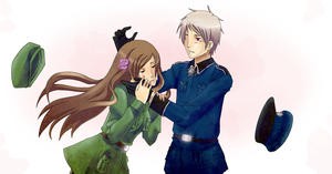 :APH: I need You by Inupii