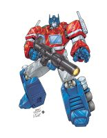 TF-Genesis_Optimus_Prime by crackmatrix
