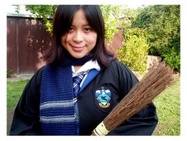 I'm in RAVENCLAW by Lilithia