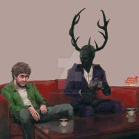 Hannibal: Throw the ball, Will by nowwheresmynut