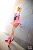 Bad Girl (No More Heroes) by AndyWana