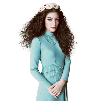 Lorde png 2 by LightsOfLove