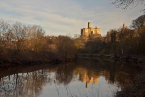 Warkworth Castle 9 by newcastlemale