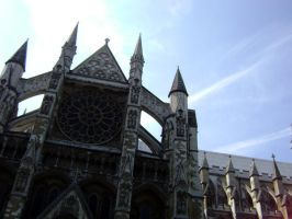 Westminster Abbey by SparrowWings