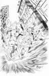 Flash vs The Top by kevinmellon