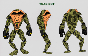 Toad bot by JMP2020