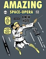 Amazing Space Opera 15 by ninjaink