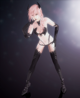 Lightning - Goddess Nightmare - 04 by HentaiAhegaoLover