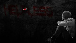 Helpless (Wallpaper) by Hardii