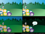 SC710 - Seth's Secret Weapon 10 by simpleCOMICS