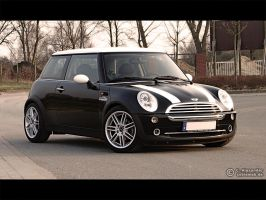 MINI Cooper by cybiegraphy