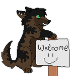 Gif -[Welcome]- (AVAILABLE FOR REQUESTS) by WereIngrid