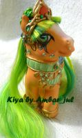 My little pony egyptian Kiya by AmbarJulieta