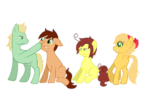 Dear Diary: Tomato Gang. by AskPonySpain