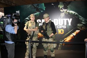 Call of Duty cosplay by chili19-foto