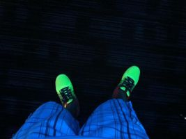 MY AMAZING SHOES by Forestarr