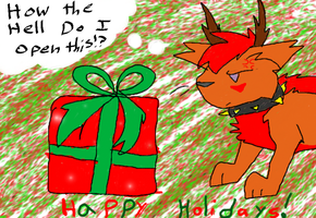 Happy Holidays IT by WingedWarrior13