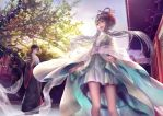 Luo Tianyi in Tang Dynasty by zao2