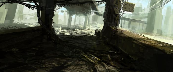 speed paint 9 by sundragon83