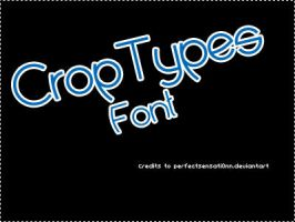 Font O6 Crop Types by PerfectSensati0nn