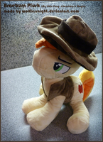 Braeburn Plush II by Wolflessnight