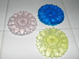 Sunflower Soaps by beadsofcompassion
