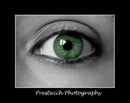 Eye modification by presti