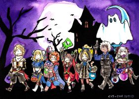 Happy Halloween - SCV by evs-eme