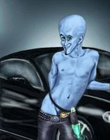 Megamind by anawind