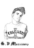 Morrissey by Cristroll