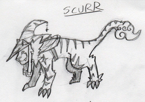 Scurr by Ruxikah