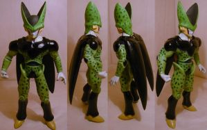 DragonballZ Perfect Cell custm by pgv