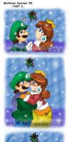 Mario: Mistletoe Customs '09A by saiiko
