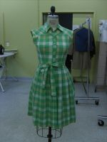 Mayella Ewell's Dress -before by LifesFitfulFever