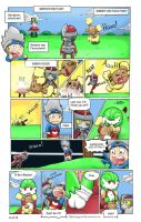 Pokemon trainer 7 ~ page 9 of 12 by MisterPloxy